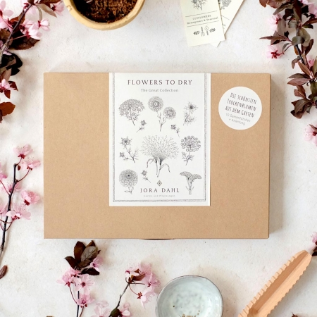 Jora Dahl Flowers To Dry - The Great Collection Set
